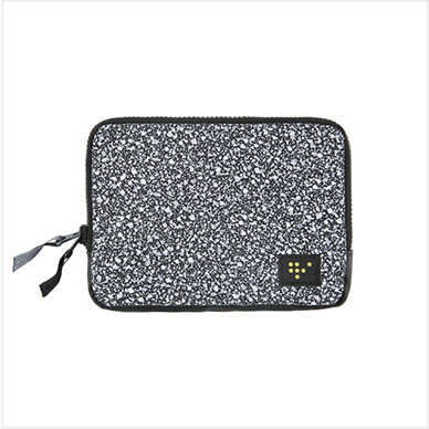 FAMILY PASSPORT POUCH_Black Marble