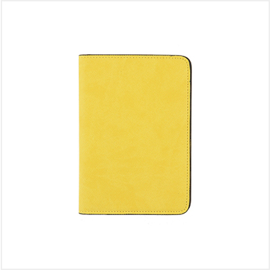 LET'S E-Passport Sheld ver.4_Yellow Wave